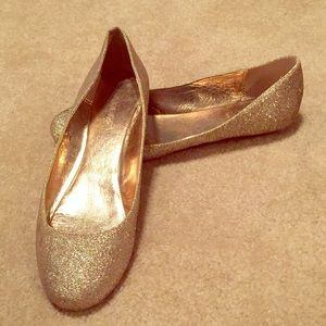 Bakers Gold flats